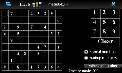 8cc8ec642cf611df9b555bd7ae85012f012f masudoku screenshot