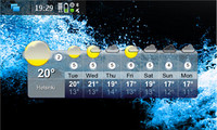 OMWeather free N900 app